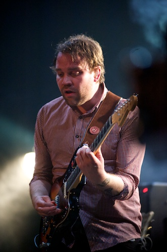 An evening at Union Transfer with Frightened Rabbit.