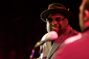 George Clinton and P-funk in concert at the Keswick Theater.