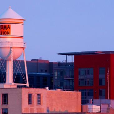 Watertown, NOMA district, Washington DC.