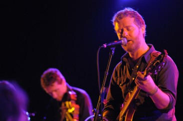 Glen Hansard and the Frames perform at the TLA, Philadelphia, PA.