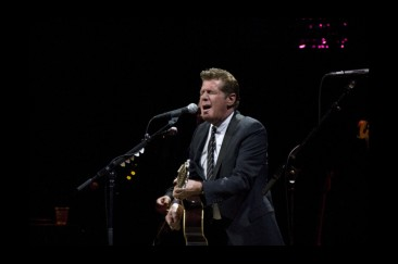 Glenn Frey performs at the Lincoln Center, New York City, NY.