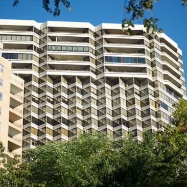 The Rittenhouse Hotel & Condominium, 210 W Rittenhouse Square, Philadelphia, PA.