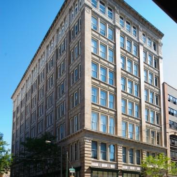 1027 Arch Street Lofts, Philadelphia, PA.