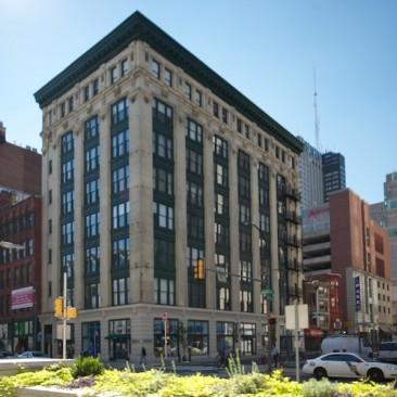 Arch Street Exchange, 1228 Arch Street, Philadelphia, PA.