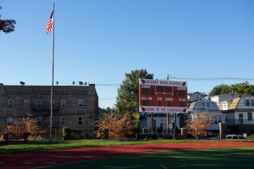 Kearny High School, Kearny NJ in the Quaker State Best In Class challenge.